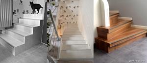 renovation descalier contemporain