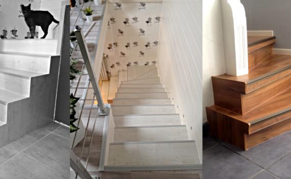 Rénover son escalier avec MAYTOP